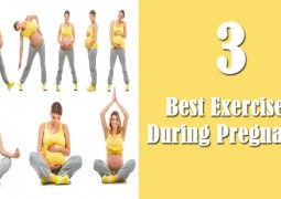 3 Best Exercises During Pregnancy: Keep Moving