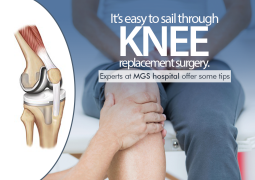 It's easy to sail through knee replacement surgery: Expert Advice