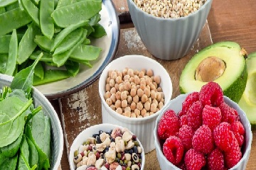 high fiber foods list for constipation