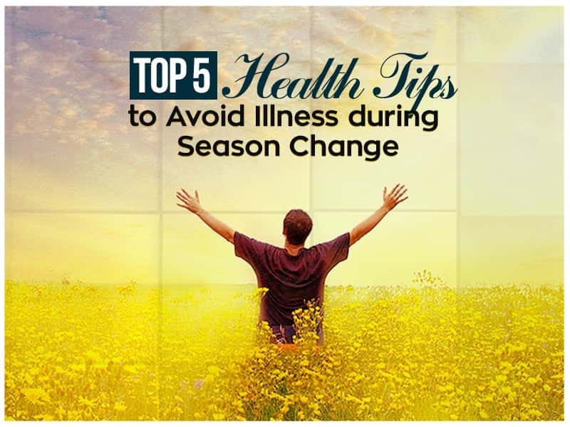 Top 5 Health Tips
