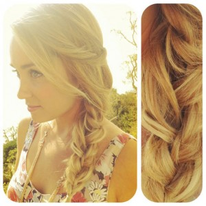 Loose Side Braid
