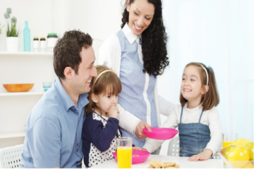 ways to encourage healthy eating for kids