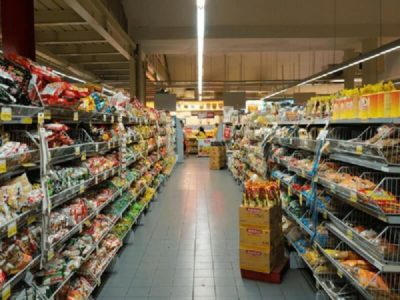 Packaged foods and beverages