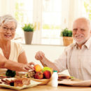 GROWING OLDER REQUIRES MAINTAINING HEALTHY LIFESTYLE
