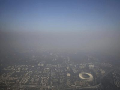 ways to combat the rising smog and pollution