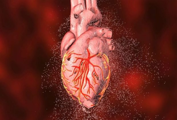 Heart patients and COVID-19