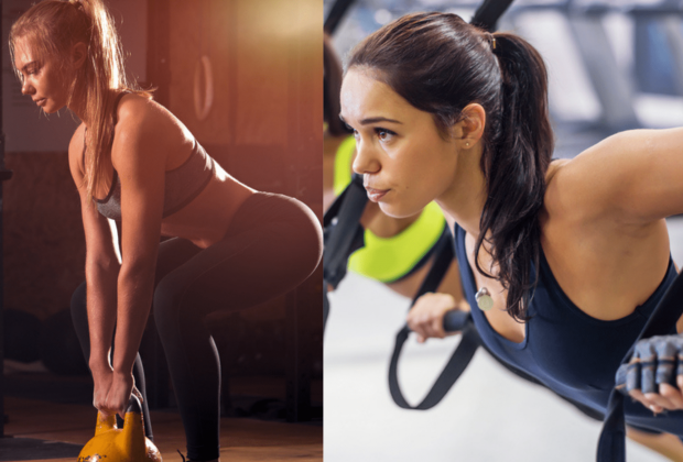 Strength training vs Body training